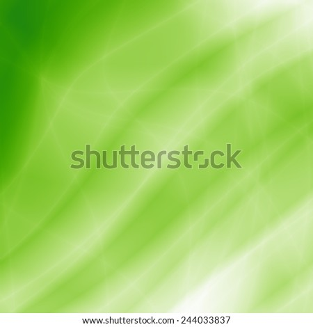 Flow green energy abstract website pattern design - stock photo