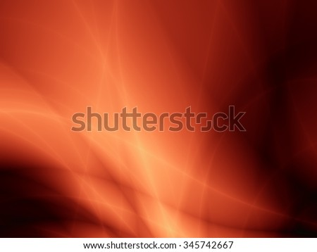 Flow red abstract wallpaper template design - stock photo