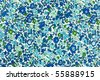 flower pattern,textile background - stock photo