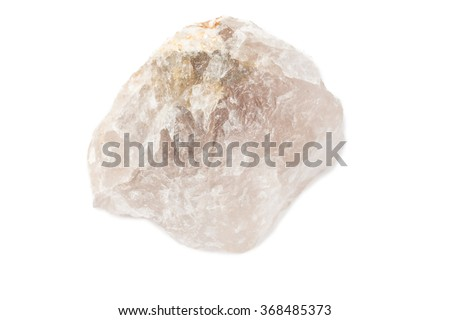 fluorite mineral crystal sample for science and geology  - stock photo
