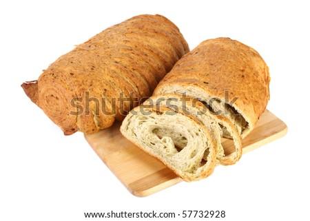 Focaccia Bread - stock photo