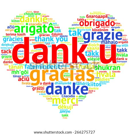 how to say thank you in dutch