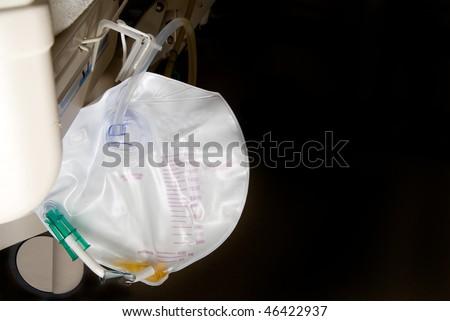 Foley Bag - stock photo