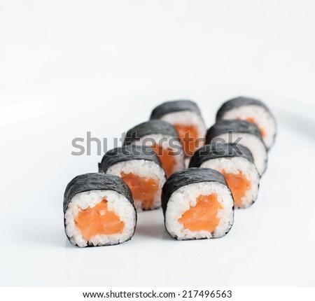 food menu - stock photo