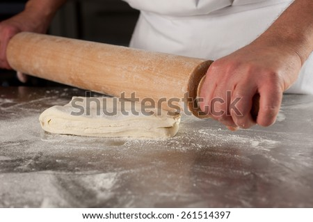 food processing - stock photo