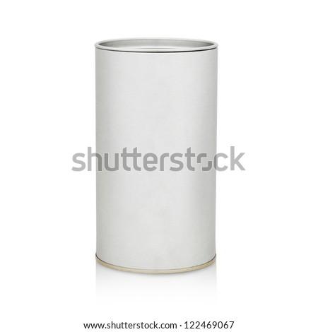 Food Tin Can - stock photo