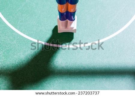 foosball - stock photo
