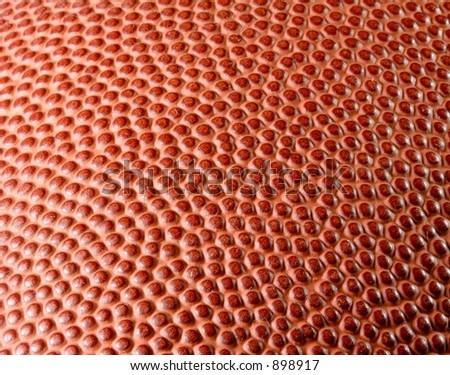 Football Background Texture - stock photo
