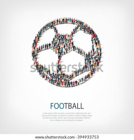 football people sport  - stock photo