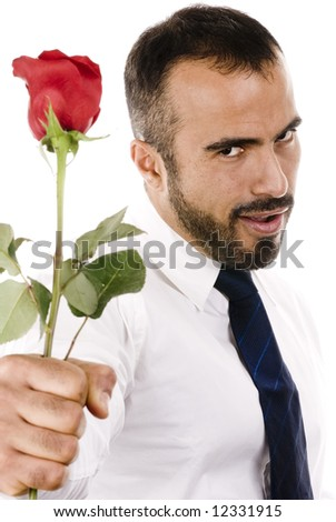 For you - stock photo