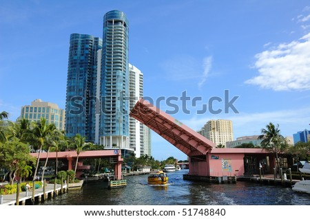 Fort Lauderdale - stock photo
