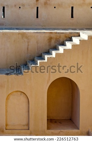 Fort of Sur, Oman. Middle East  - stock photo