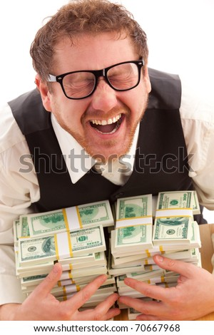 Fortune - stock photo
