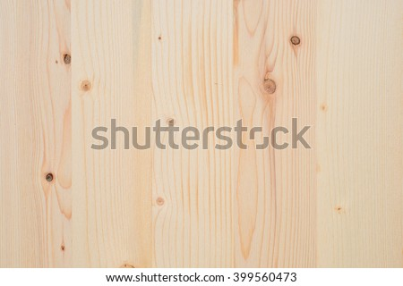 Fragment of wooden panels from softwood - stock photo