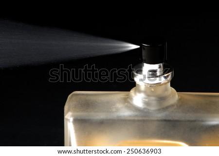 Fragrance for Man - stock photo