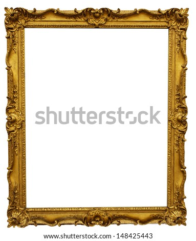 Frame - stock photo