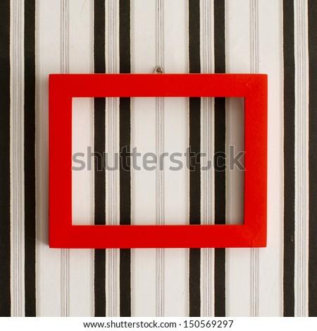 Frame, background, insert photos - stock photo