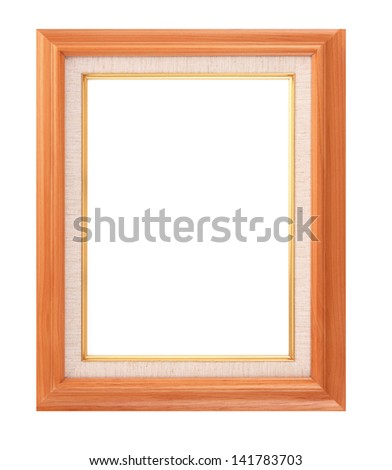 frame for photo - stock photo