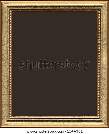 Frame sample - stock photo