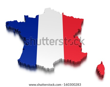 France - stock photo