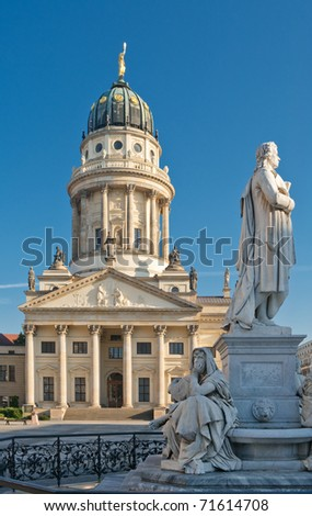 Franz�¶sischer Dom Berlin - stock photo