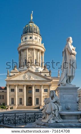 Franz�¶sischer Dom Berlin - stock photo