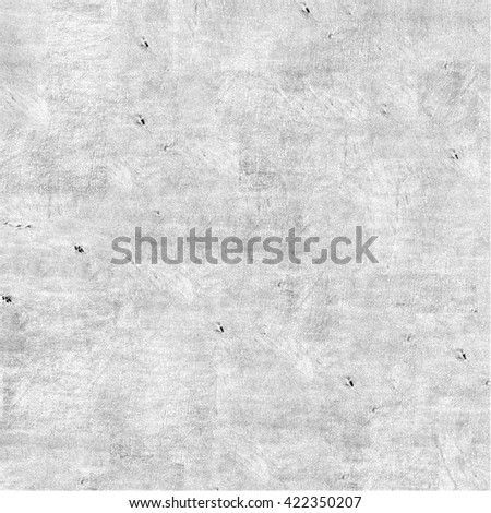 Frayed gray fabric texture background - stock photo