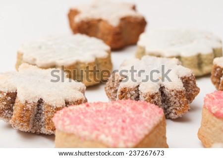 french christmas Bakery - stock photo
