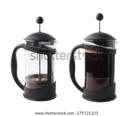 Coffee Maker Without Pot : Coffee Filter Stock Photos, Images, & Pictures Shutterstock