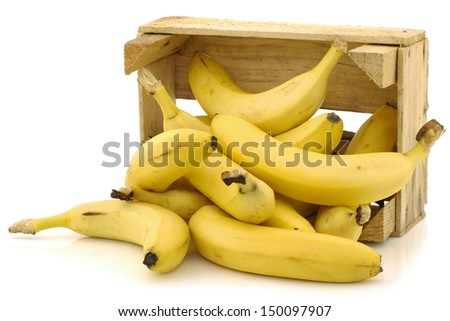 Banana Crates Stock Photos Images Pictures Shutterstock