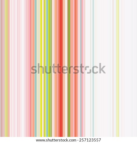 Fresh Colors in Digital Strips by One Pixel. White, Pink,Yellow, Blue, Turquoise. illustration. Seamless Abstract Background pattern - stock photo