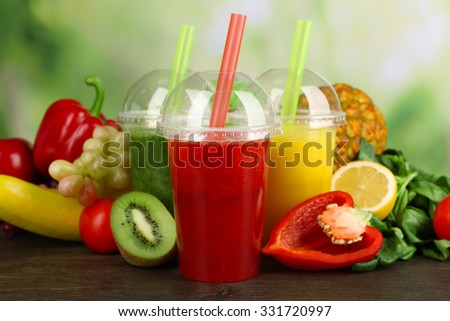 are fresh fruit juices healthy are cucumbers a fruit