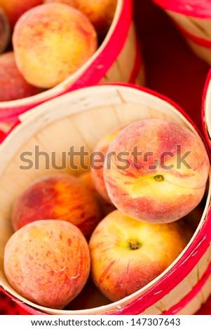 Fresh produce at the local farmer's  market. - stock photo