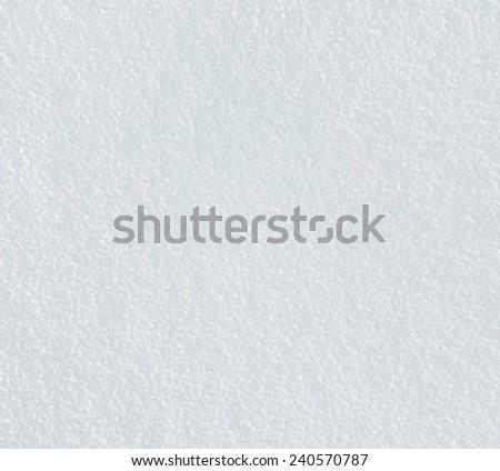 fresh snow texture - stock photo