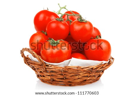 send a fruit basket tomato a fruit or vegetable