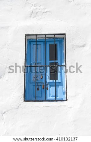 Frigiliana in Malaga, Andalusia, Spain. - stock photo