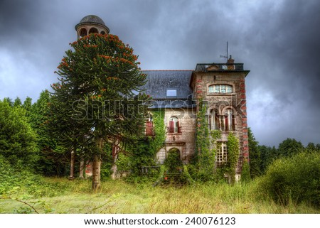 From Langoelan, Brittany - stock photo