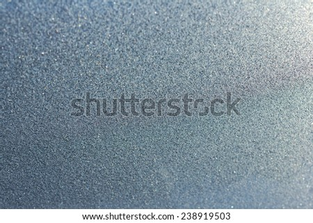 Frosted background - stock photo