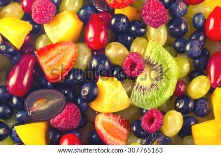 Fruit. - stock photo