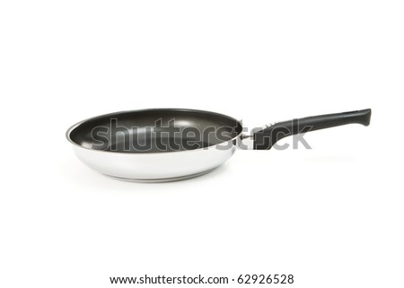 Frying pan - stock photo