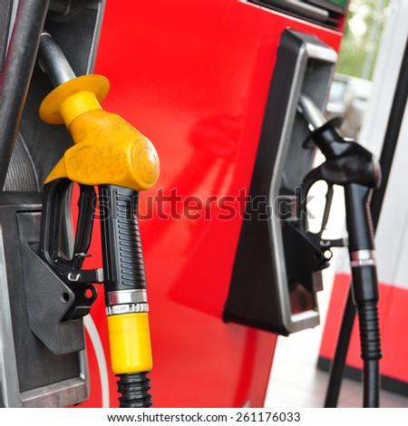 Fuel - stock photo