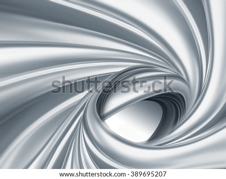 full screen abstract chrome metal as background  - stock photo