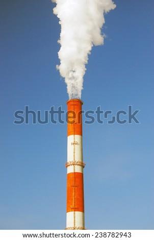 Fuming tube. - stock photo