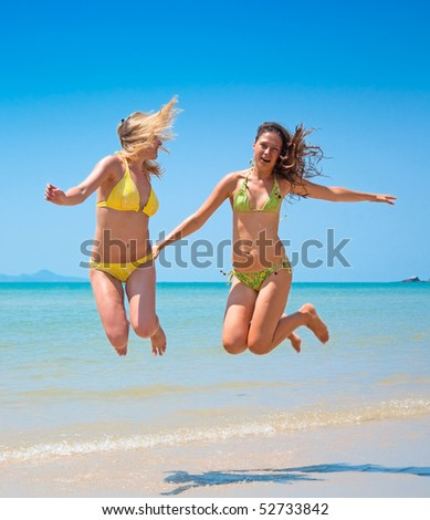 fun! - stock photo