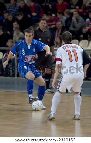 Futsal #1 - stock photo