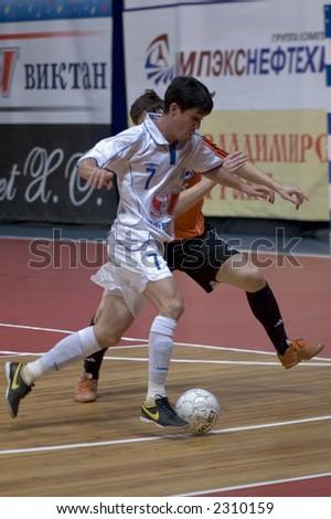 Futsal #7 - stock photo