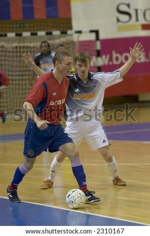 Futsal #15 - stock photo