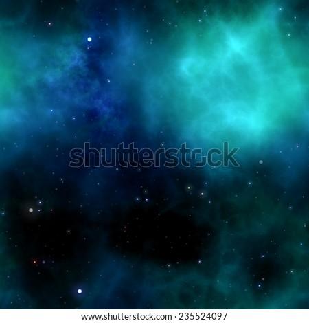 galaxy - stock photo