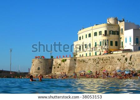 Gallipoli - stock photo
