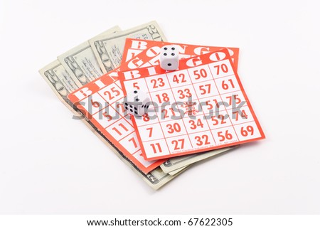 Gambling Habit - stock photo